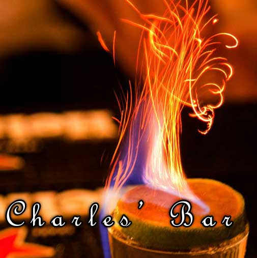 Charles Bar at Hereford Left Bank