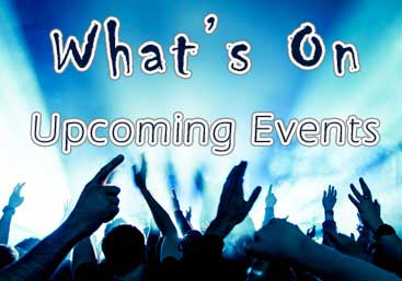 Upcoming Events at Hereford Left Bank