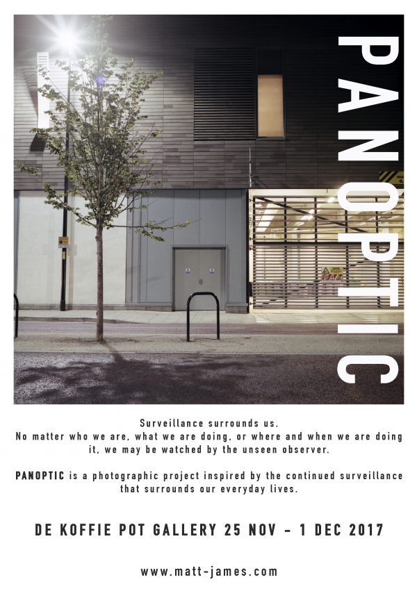 Panoptic Photography Exhibition @ Upstairs in De Koffie Pot | England | United Kingdom
