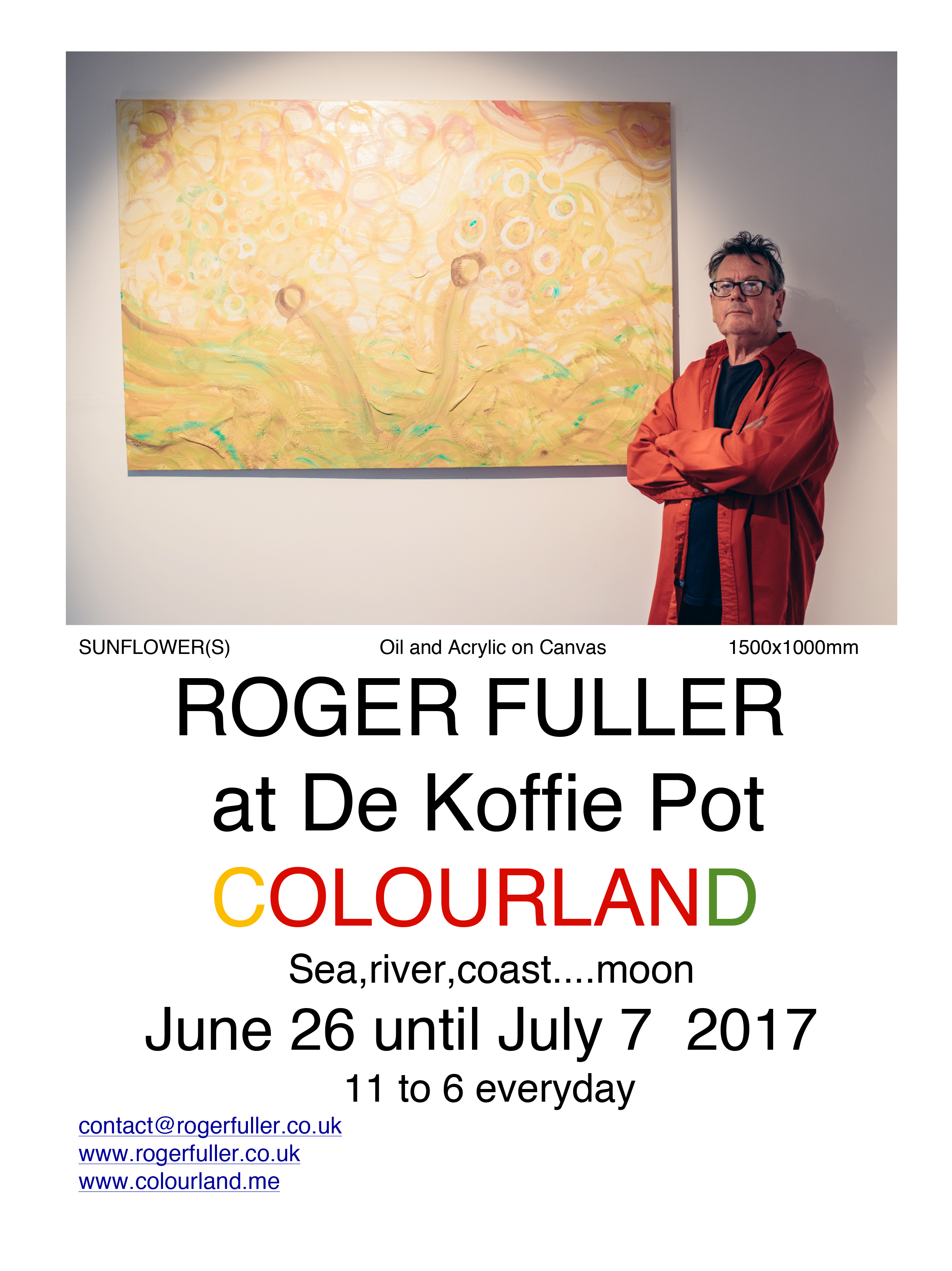Colourland Exhibition in the DKP Gallery @ DKP Gallery | England | United Kingdom