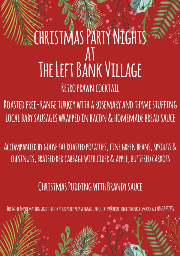 Left Bank Village - Party Nights