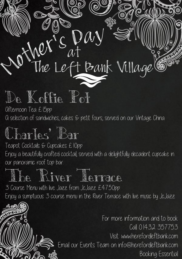 Mother's Day at The Left Bank Village