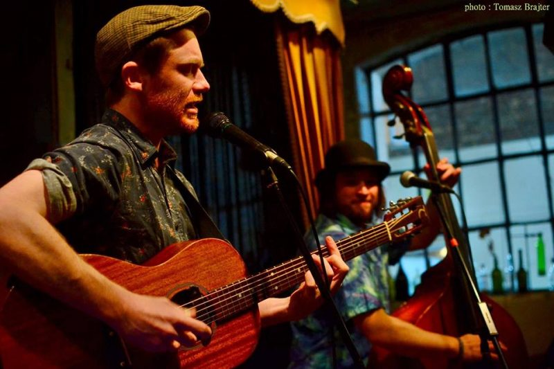Free Music Friday presents The Swamp Stomp String Band @ De Koffie Pot | England | United Kingdom