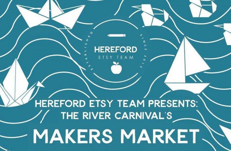 Hereford River Carnival Makers Market @ The Left Bank Village | England | United Kingdom