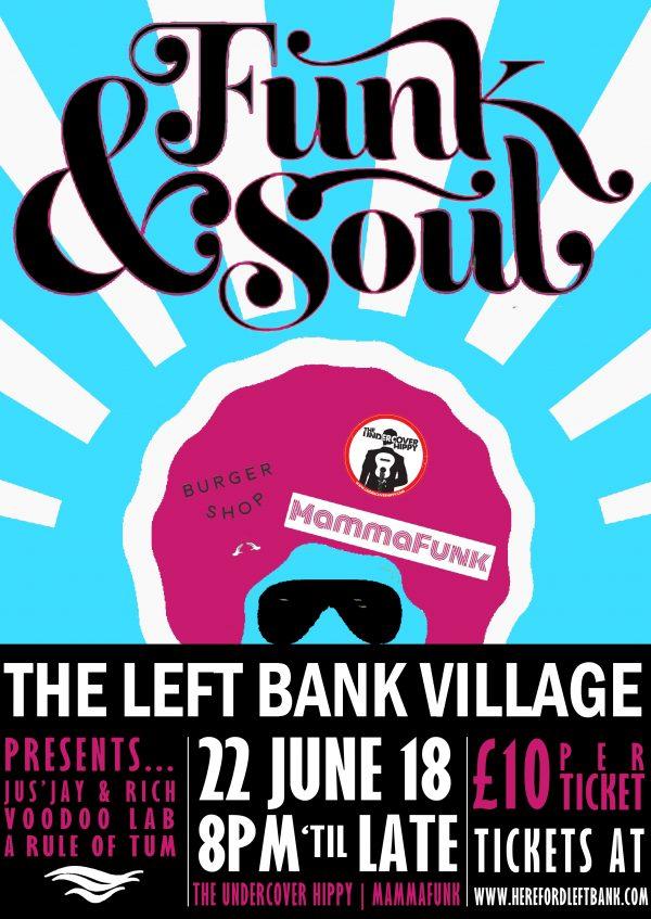 Funk & Soul at The Left Bank Village