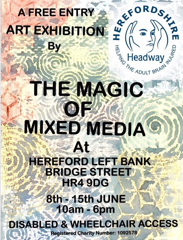 The Magic of Mixed Media - The Left Bank Village