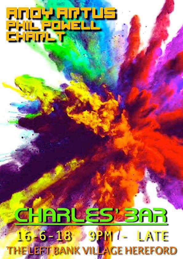 Charles' Bar Saturday DJ Sessions - The Left Bank Village
