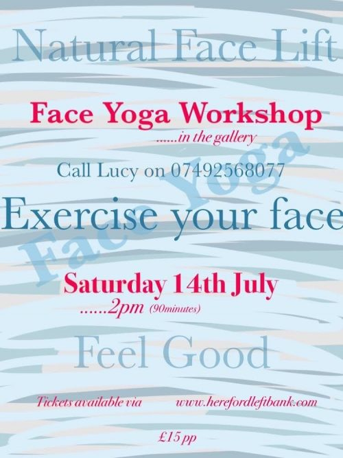 Face Yoga Workshop - The Left Bank Village