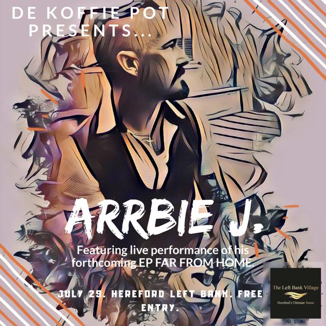 Arrbie J LIVE on the Bandstand @ The Bandstand | England | United Kingdom