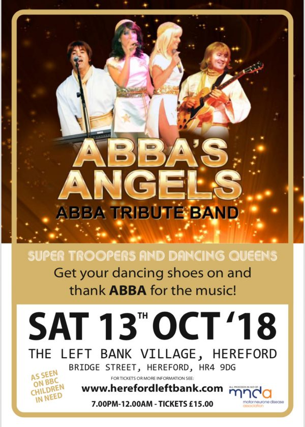 ABBA's Angels @ The Left Bank Village | England | United Kingdom