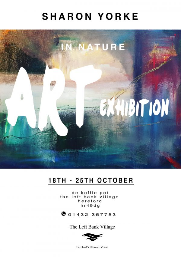 In Nature Art Exhibition - The Left Bank Village