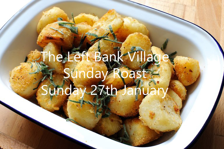 The Left Bank Village Sunday Lunch