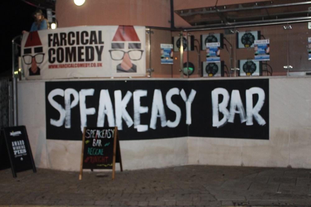 Speakeasy Nightclub