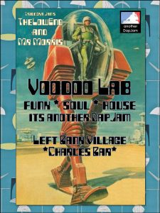 Charles Bar Saturday Sessions presents Voodoo Lab - The Left Bank Village