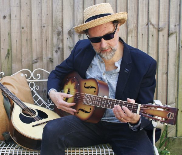 Free Music Friday presents Mark T. Folk & Blues - The Left Bank Village
