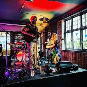 Good Knight Hall Duo @ Bandstand, De Koffie Pot
