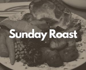 Sunday Roast @ De Koffie Pot