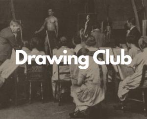 Drawing Club @ De Koffie Pot