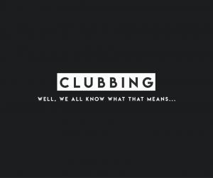 Clubbing at the Speakeasy
