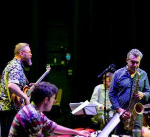 Mark Lockheart Quartet @ Charles Bar