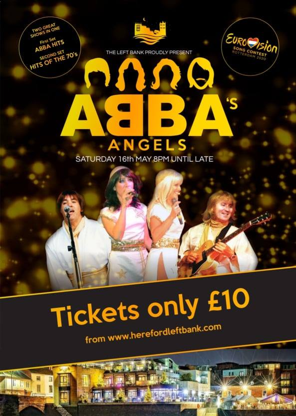Gimme, Gimme, Gimme a Fabulous ABBA Tribute Act! @ The Left Bank Village